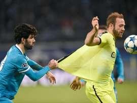 Neto estará a caminho da liga espanhola. AFP