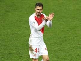 Cesc Fabregas lors dun match de Ligue 1 contre Toulouse. AFP