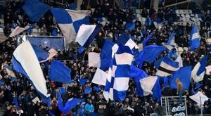 Grenoble entend bien imiter Guingamp. AFP
