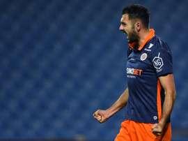West Ham recalé par Montpellier pour Laborde. AFP