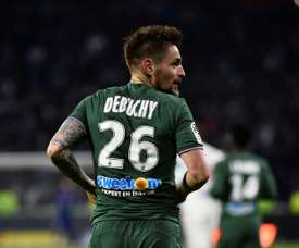 Debuchy's late own goal cost his side all three points. AFP