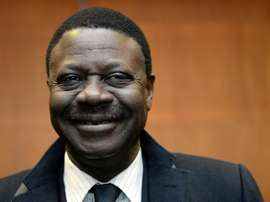 Pape Diouf falleció por coronavirus. AFP