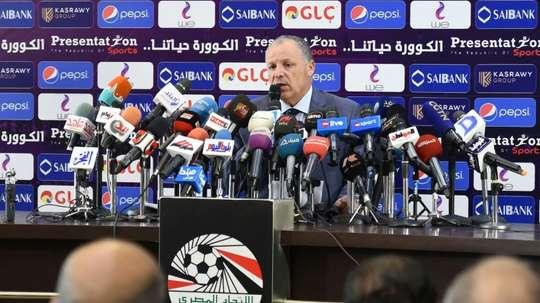 L'Egypte candidate. AFP