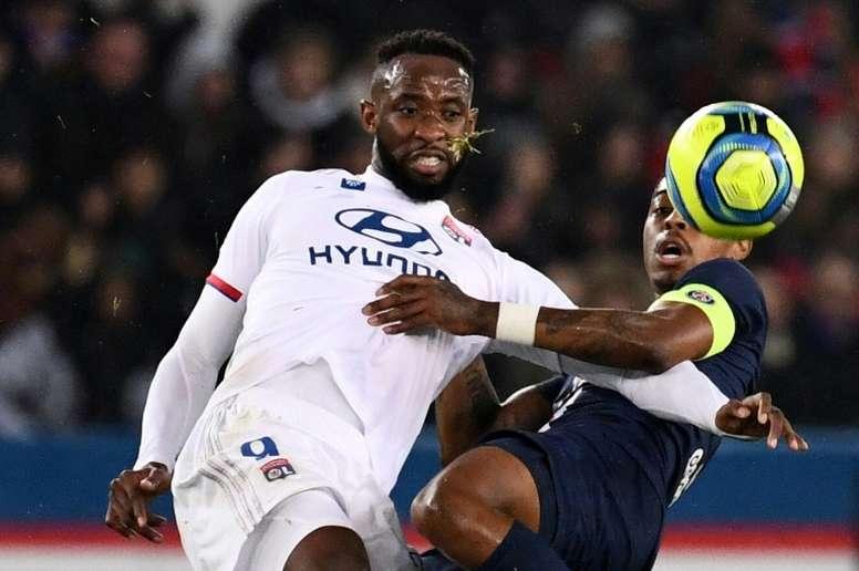Lyon and PSG could boycott the Champions League. AFP