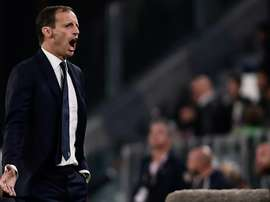 Allegri will be looking for all the points. AFP