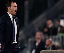 Massimiliano Allegri Juventus Serie A. Goal