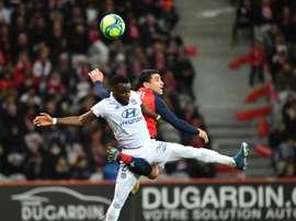 Les Lyonnais ambitieux. AFP