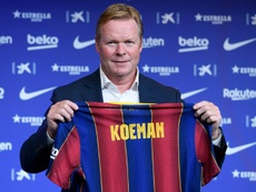 FC Barcelone: le grand Koemancement. AFP