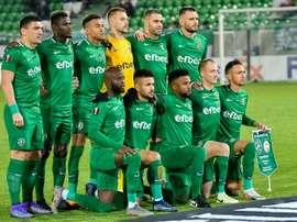 Le championnat bulgare reprend le 5 juin. AFP