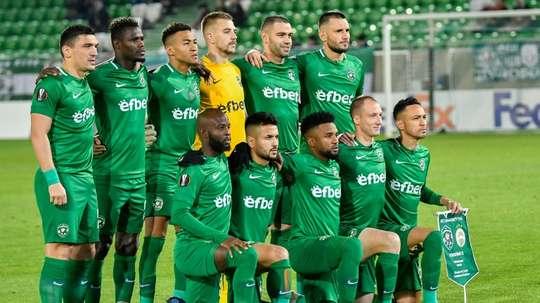 Bulgaria jugará con aficionados en las gradas. AFP