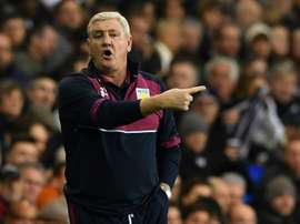 Steve Bruce has some tough transfer decisions to make. AFP