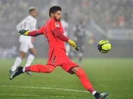 Bordeaux reçoit Amiens. AFP
