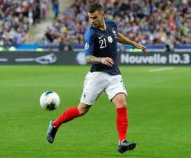 Kovac fait la paix avec Deschamps après la sélection de Lucas. AFP