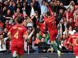 Il Portogallo vince la Nations League. AFP