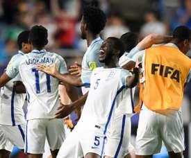 L'Angleterre remporte le Mondial U20. AFP