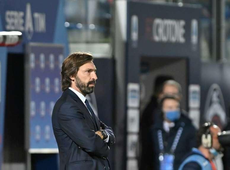 Le conseil de Pirlo au FC Barcelone. AFP