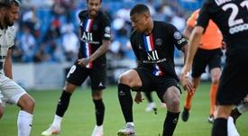 Amical: le PSG s'offre un format inédit en 120 minutes contre Waasland-Beveren. AFP