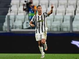 Ronaldo vuole restare a Torino. AFP