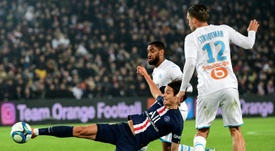 O XI ideal da Ligue 1 entre os jogadores que estão no último ano de contrato. AFP