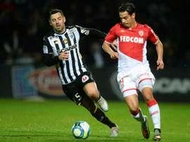 Ligue 1: Monaco grappille un point précieux à Angers. AFP