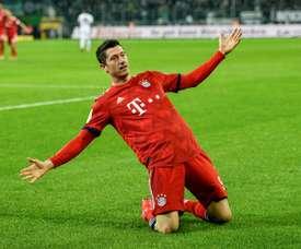 Le Bayern s'est facilement défait de Mönchengladbach. AFP
