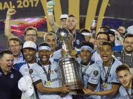 Copa Libertadores - Les Brésiliens du Gremio vainqueurs pour la 3e fois