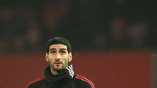 Fellaini prête 3 millions d'euros au Standard de Liège. GOAL