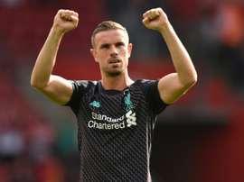 Liverpool beat Arsenal 3-1.AFP