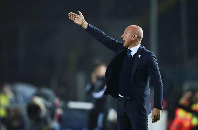 ผลการค้นหารูปภาพสำหรับ Brescia sack Eugenio Corini for a second time this season