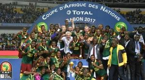 Les compos probables du match de la CAN entre le Cameroun et la Guinée-Bissau. AFP