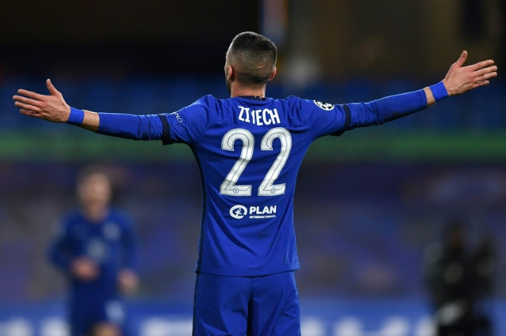 Milan want to sign Ziyech to bolster their forward line. AFP