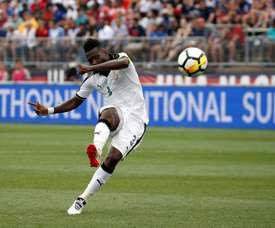 Le capitaine du Ghana revient sur sa décision de prendre sa retraite avant la CAN. AFP