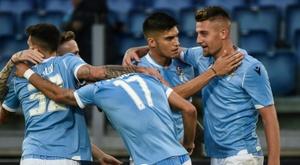 Cagliari a corrigé la Fiorentina. AFP