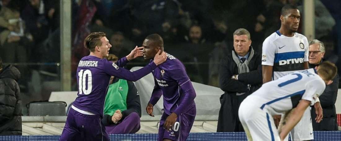 Bernardeschi está siendo seguido por Inter de Milán y Juventus. AFP