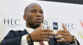 Drogba lâché par l'association des joueurs. AFP