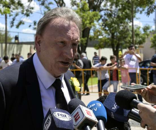 Cardiff va régler le problème selon son entraîneur. AFP
