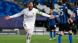 Más opiniones sobre la situación de Sergio Ramos. AFP