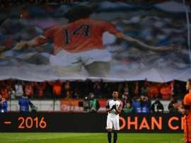 Francia fue muy superior a Holanda, pese a que los locales llegaron a empatar el encuentro. AFP