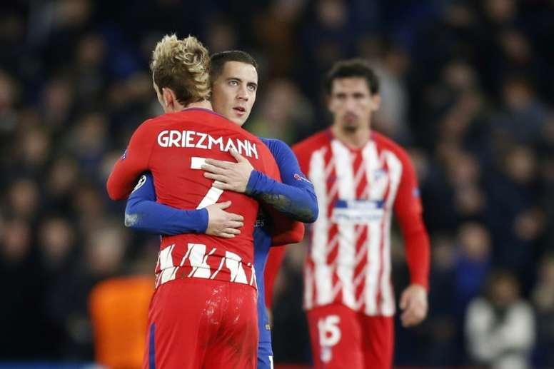 Real et Barça, la guerre des étoiles. AFP