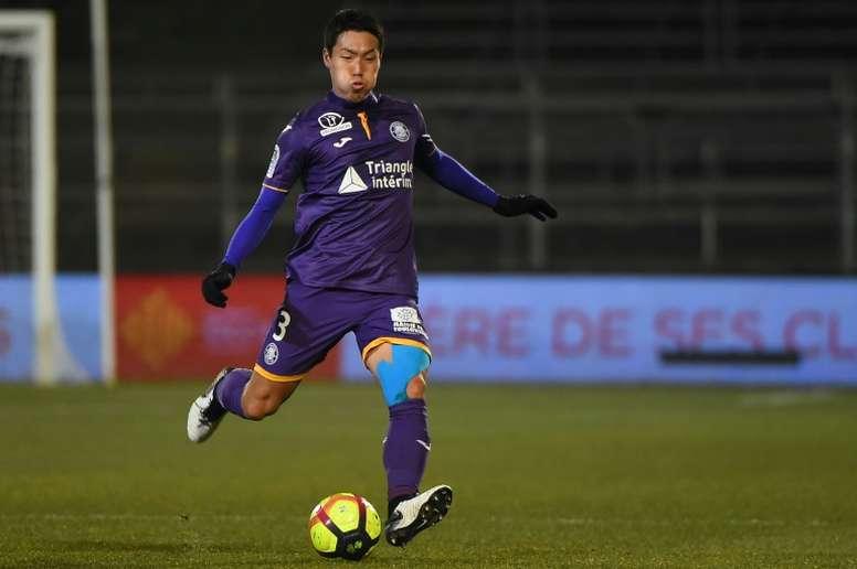 Toulouse se mesurera à l'Athletic Bilbao lors d'un match amical. AFP