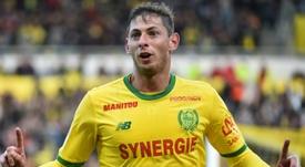 El Cardiff quiere una cita, pero el Nantes no responde. AFP