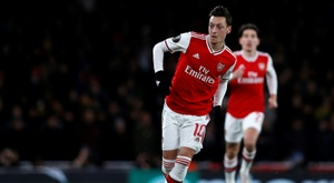 Ozil will head to Turkey imminently. AFP/Archivo