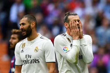 No encuentran el camino al gol. AFP