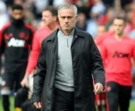 Mourinho has seen a resurgence in recent weeks. AFP