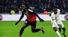 Renato Sanches revient sur son transfert échoué au PSG. AFP