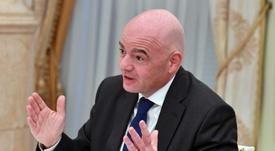 La FIFA approuve le Mondial des Clubs à 24 équipes. AFP