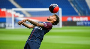 Barça's latest offer: 100 million and two players for Neymar. AFP