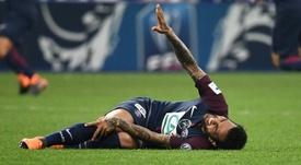 Les blessures les plus fréquentes du football. AFP