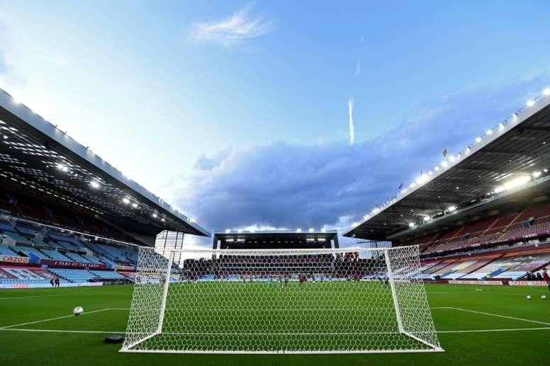 El partido podría no jugarse. AFP