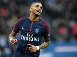Barcelona interested in Kurzawa, who could leave at zero cost. AFP